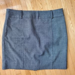Kenneth Cole lined skirt